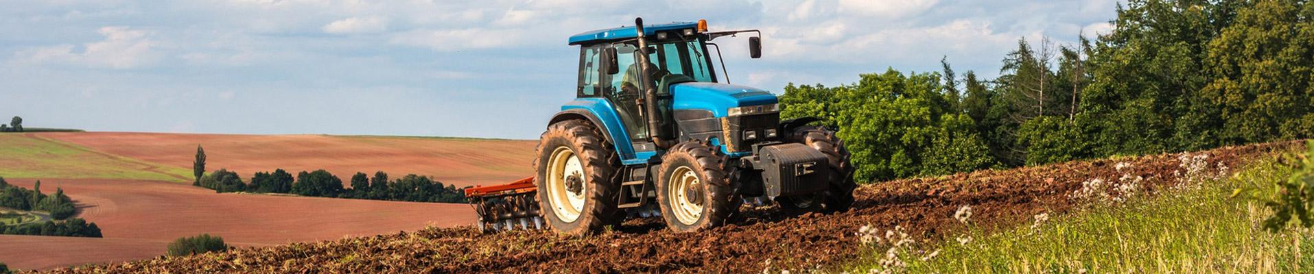 Tractor Image for slider on front page